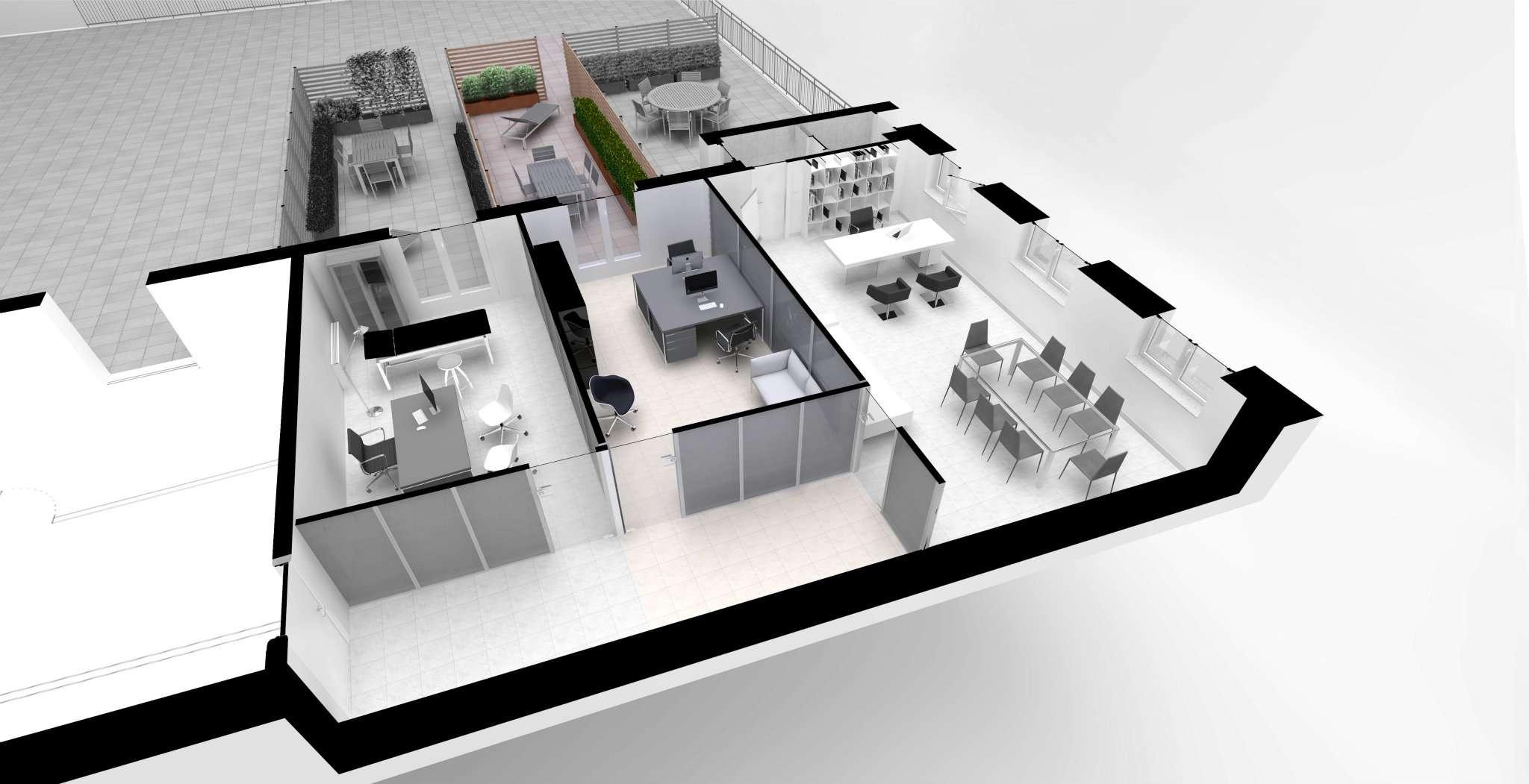 Ufficio / Studio in affitto a Lavagna, 1 locali, prezzo € 425 | CambioCasa.it
