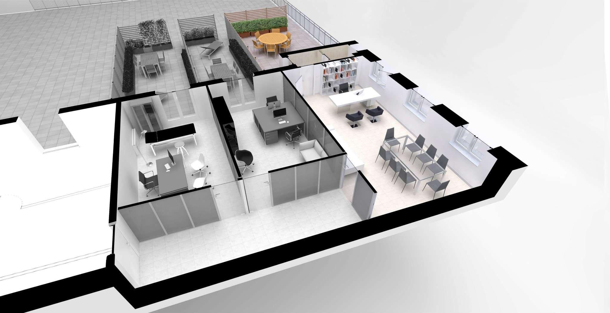 Ufficio / Studio in affitto a Lavagna, 1 locali, prezzo € 620 | CambioCasa.it