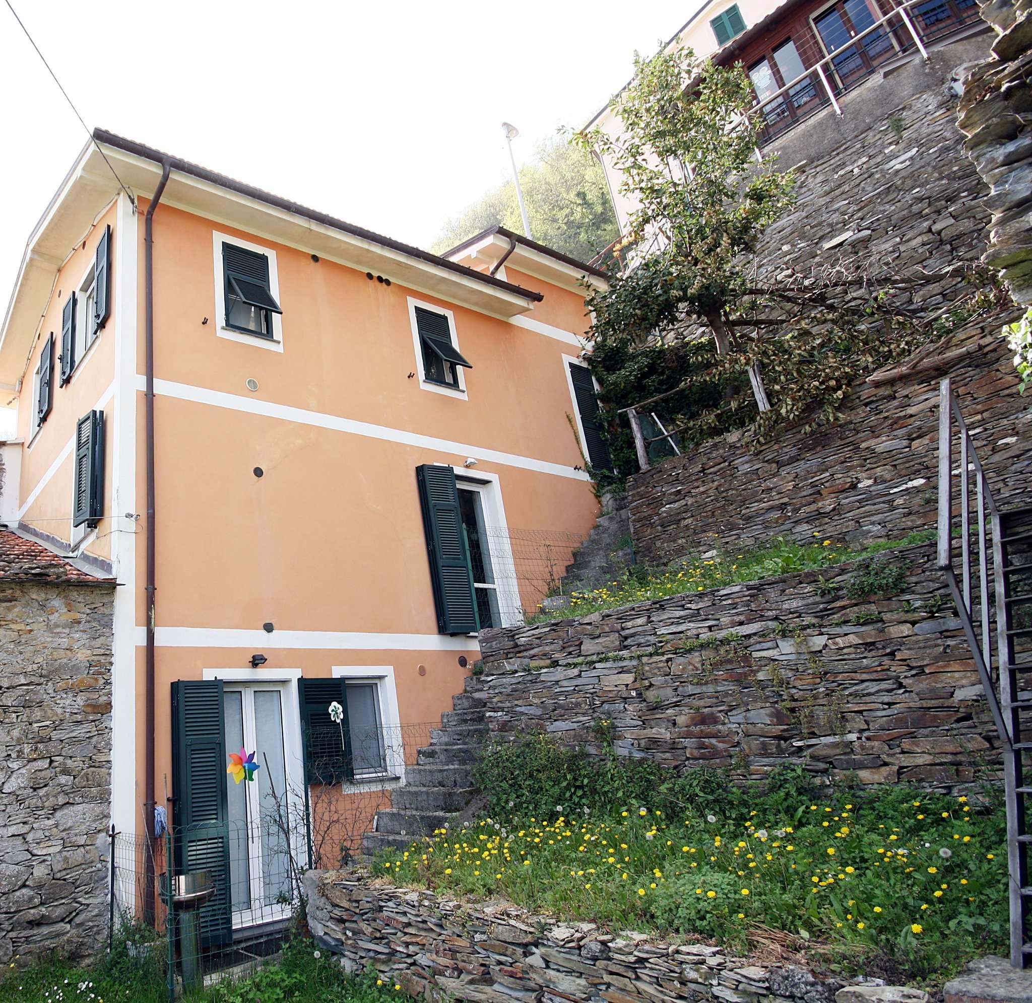 Soluzione Semindipendente in vendita a San Colombano Certenoli, 4 locali, prezzo € 118.000 | Cambio Casa.it