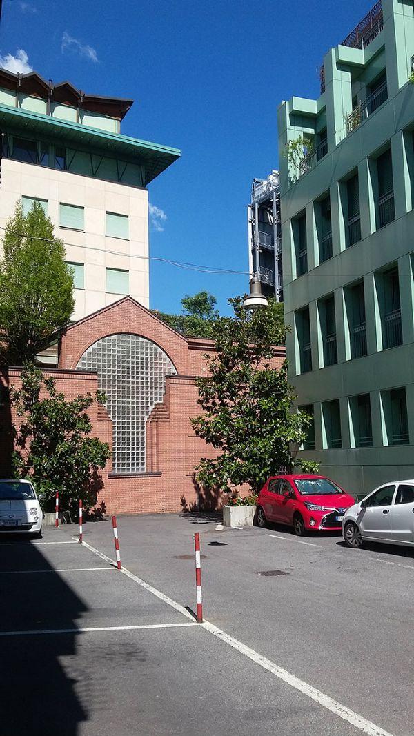 Bilocale Milano Via Verro 2