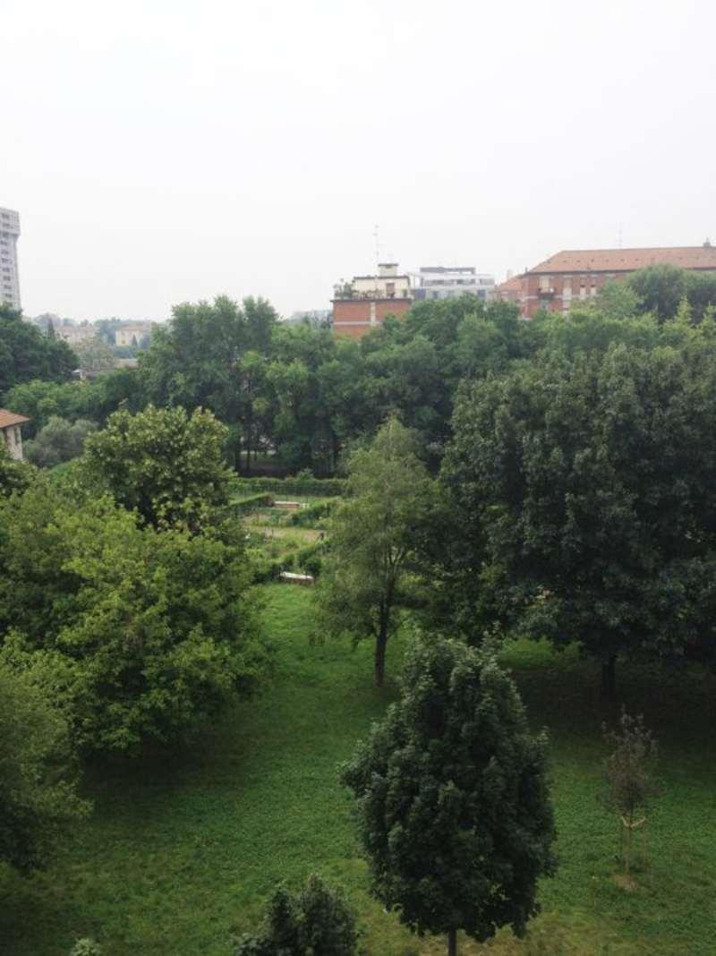 Bilocale Milano Via Privata Alghero 8