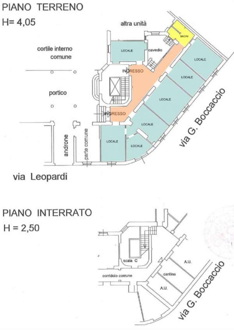 Milano Affitto UFFICIO Immagine 1
