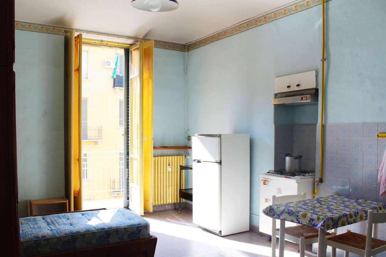 Appartamento in Vendita a Torino Semicentro: 1 locali, 30 mq