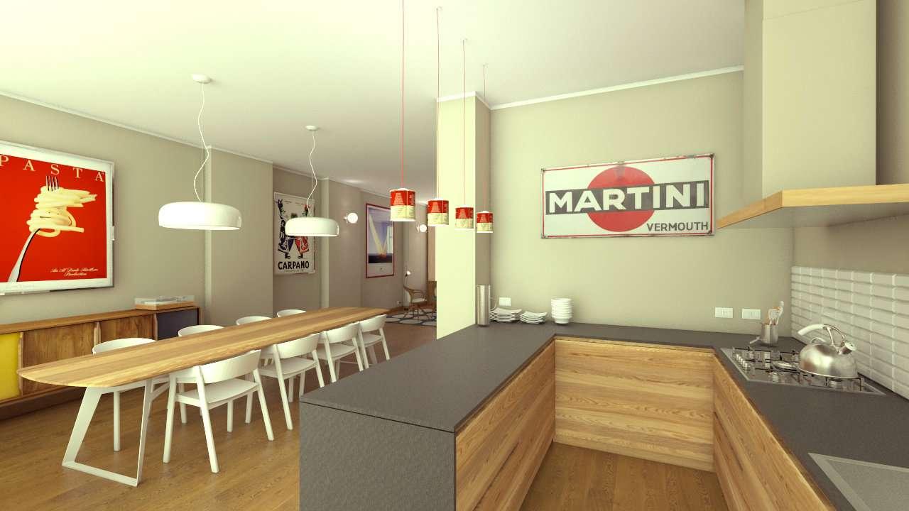 Appartamento in Vendita a Torino Centro: 5 locali, 231 mq