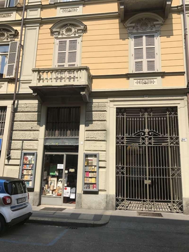 Negozio-locale in Affitto a Torino Centro: 1 locali, 40 mq