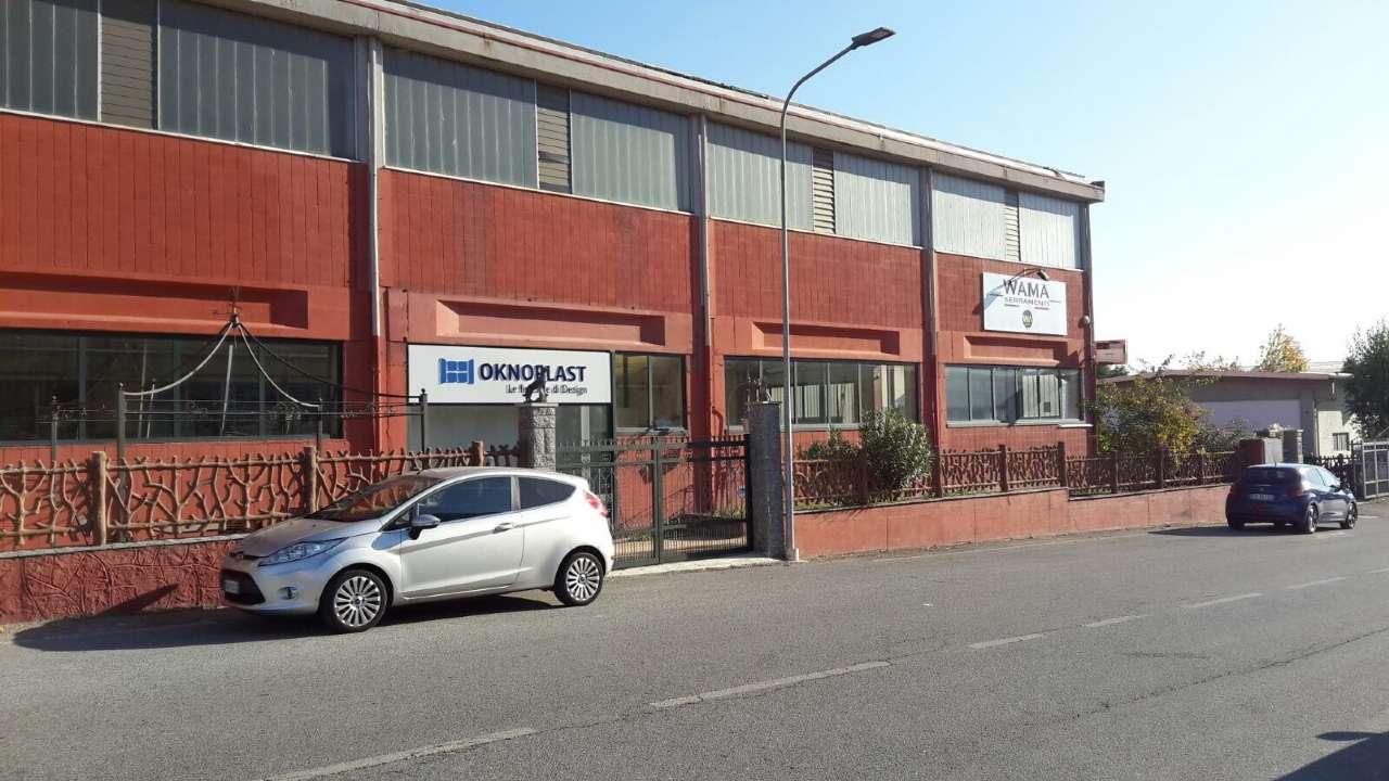 Capannone in Vendita a Giaveno:  2 locali, 270 mq  - Foto 1