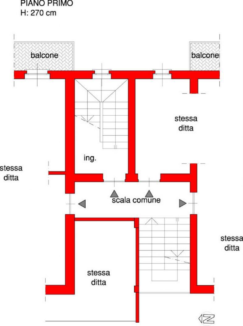 Vendita  bilocale Volpiano Via Riviera 1 604443