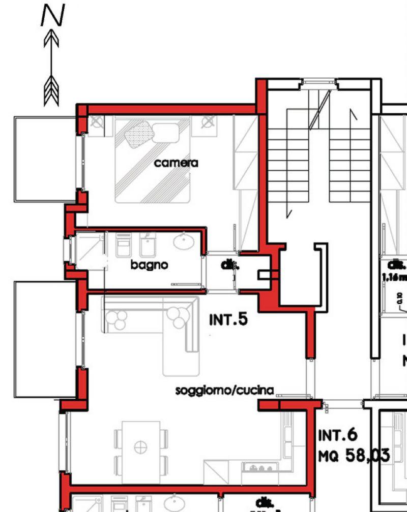 Vendita  bilocale Pietra Ligure Via Alberti 1 624929