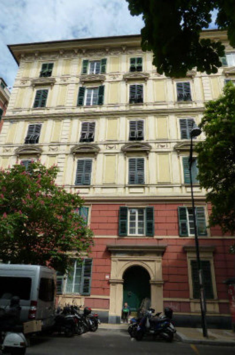 Appartamento in affitto a genova piazza manin for Affitto arredato genova