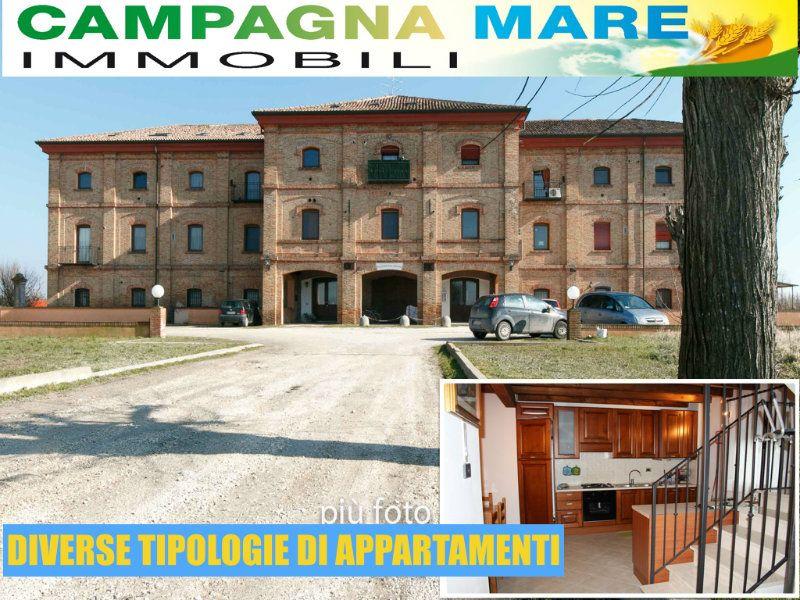 Appartamento in vendita a Lagosanto, 4 locali, prezzo € 120.000 | Cambiocasa.it