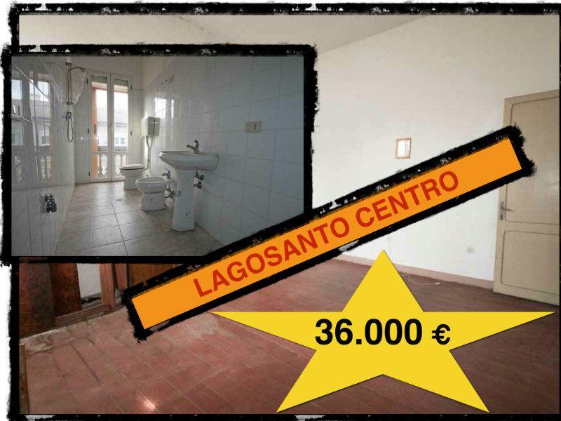 Appartamento in vendita a Lagosanto, 4 locali, prezzo € 36.000 | Cambiocasa.it