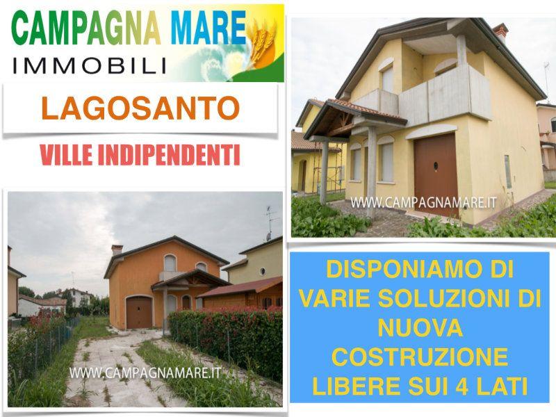 Villa in vendita a Lagosanto, 5 locali, prezzo € 200.000 | Cambiocasa.it