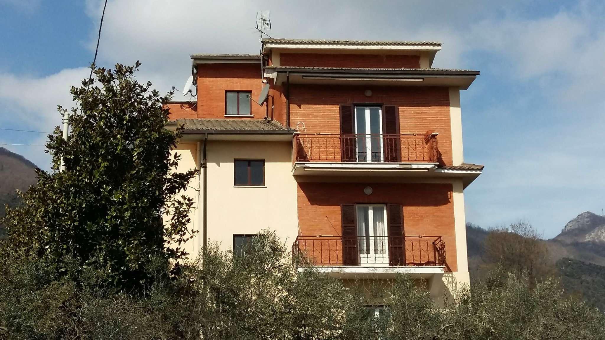 Soluzione Indipendente in vendita a Pisoniano, 9999 locali, prezzo € 179.000 | Cambio Casa.it
