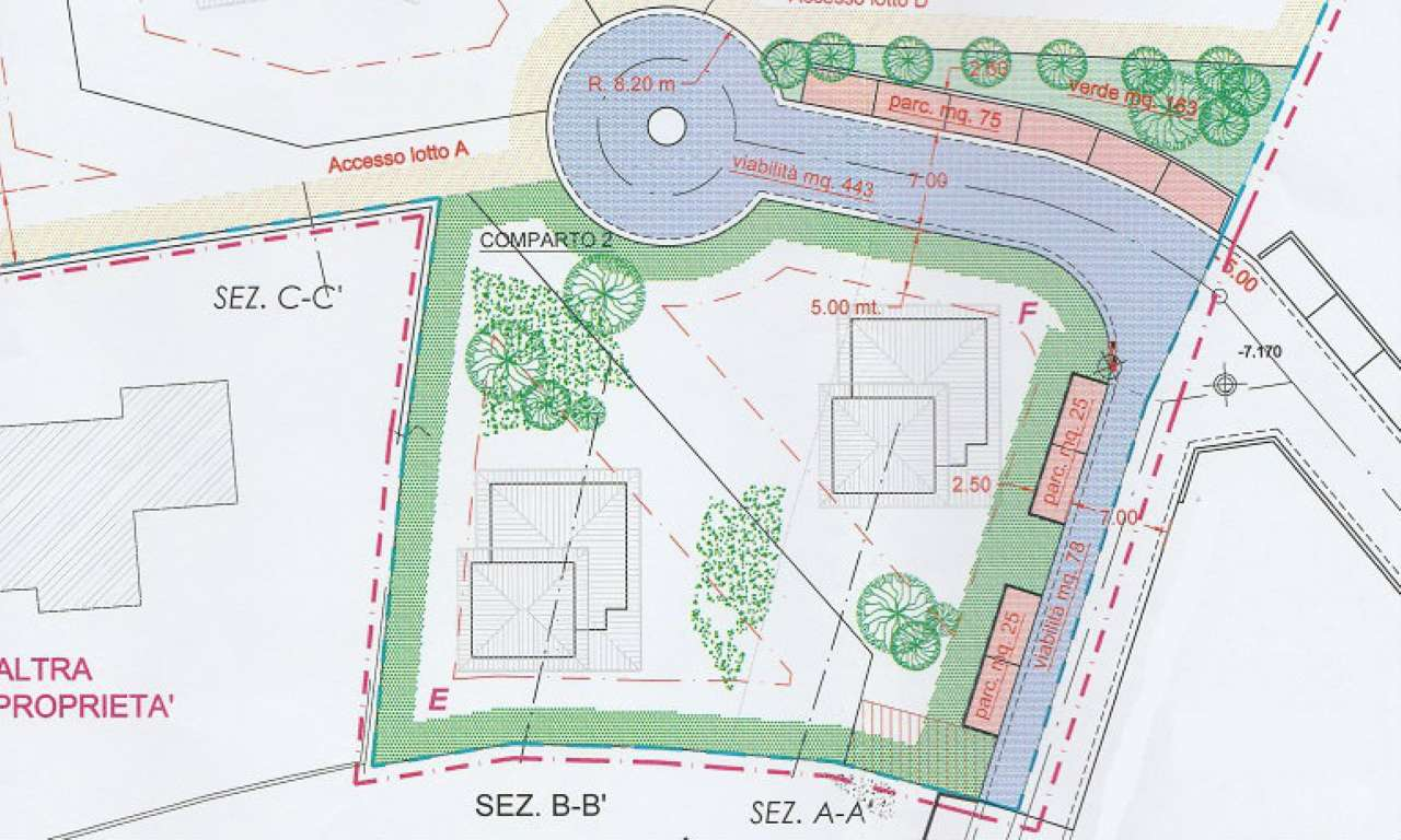 Terreno Edificabile Residenziale in vendita a Albugnano, 9999 locali, prezzo € 55.000 | CambioCasa.it