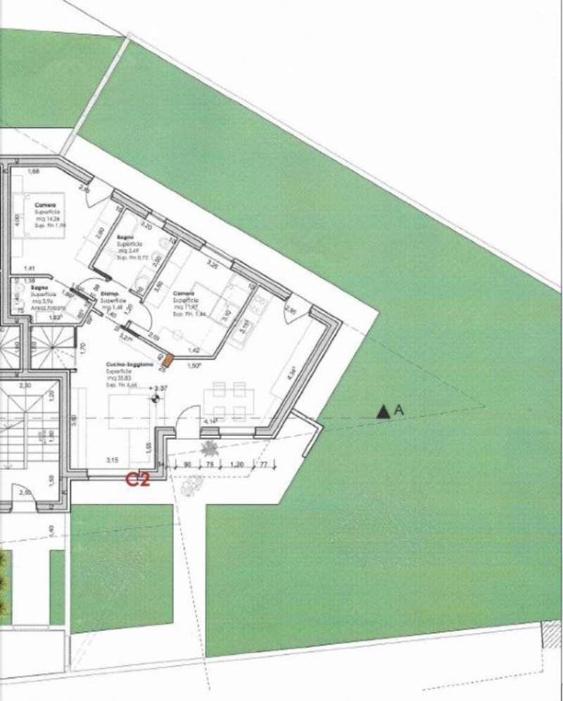 Appartamento in vendita a Cividale del Friuli, 4 locali, prezzo € 195.000 | Cambio Casa.it