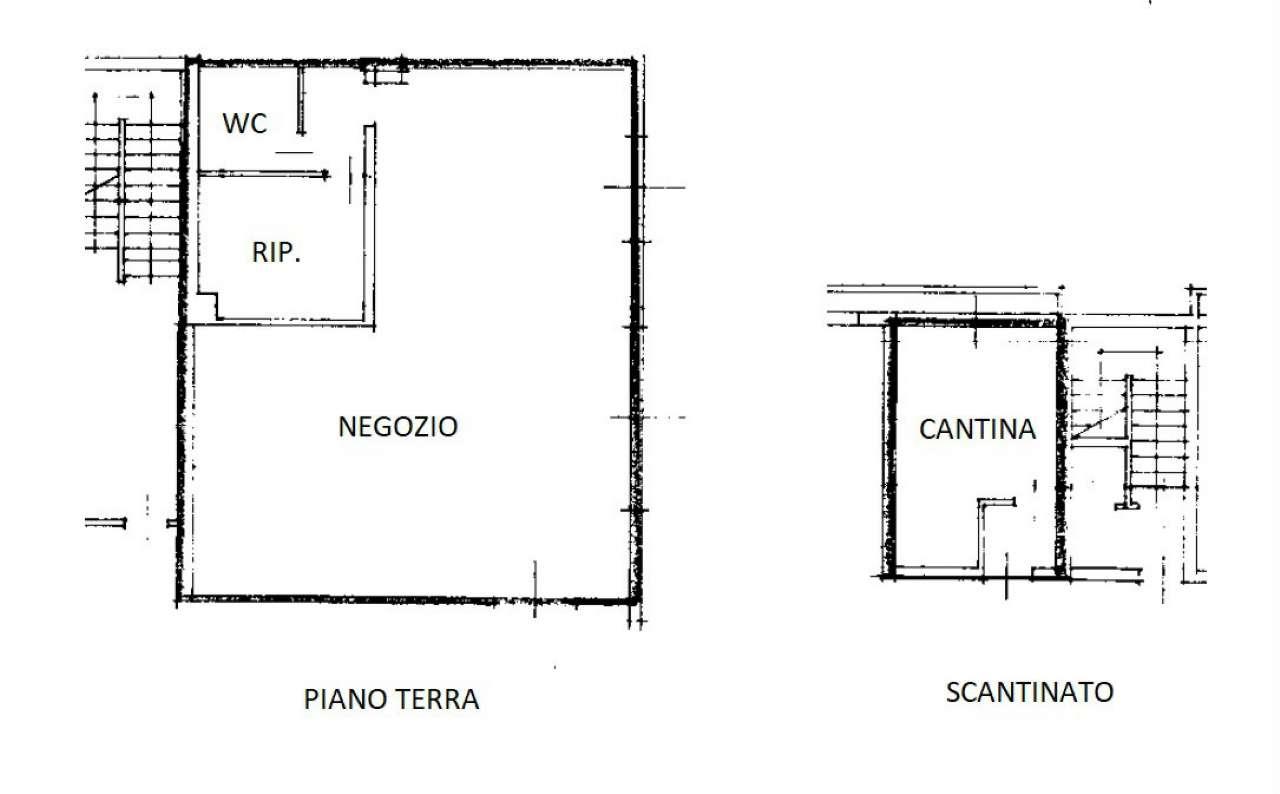 Negozio / Locale in affitto a Cividale del Friuli, 3 locali, prezzo € 700 | CambioCasa.it