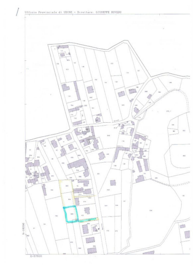 Terreno Edificabile Residenziale in vendita a Cividale del Friuli, 9999 locali, prezzo € 55.000 | Cambio Casa.it