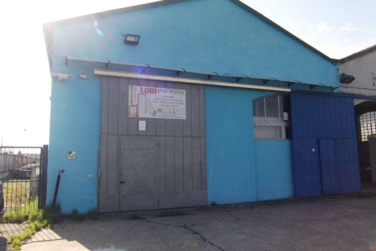 Capannone in vendita a Lodi, 1 locali, prezzo € 175.000 | Cambio Casa.it