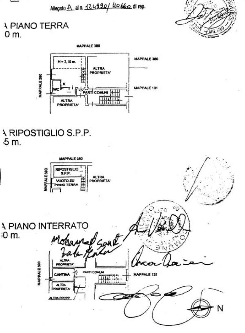 Vendita  bilocale Milano Via Montecassino 1 941280