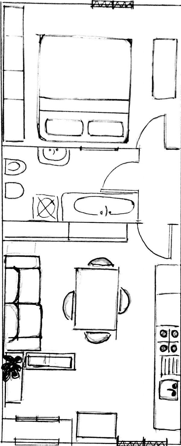 Affitto  bilocale Melegnano Via Otto Giugno 1 573068