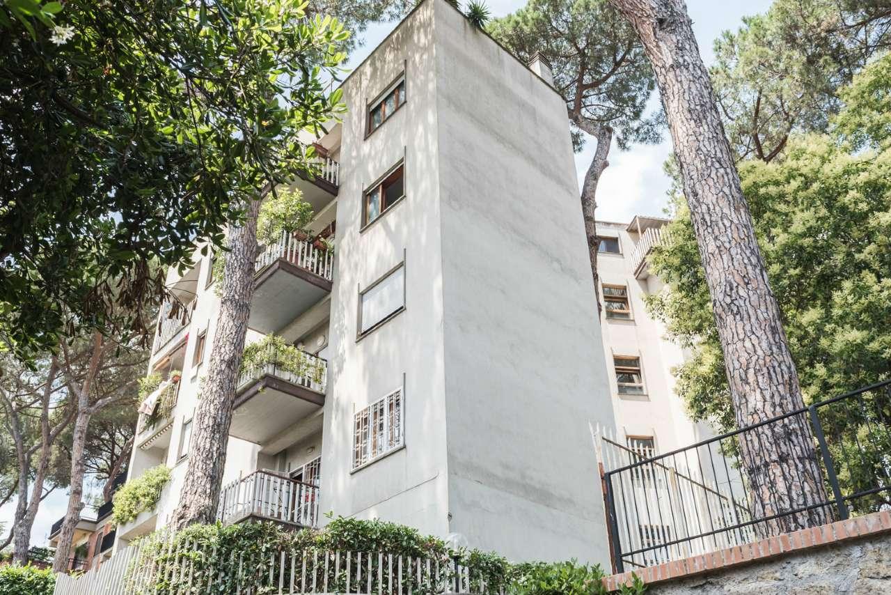 Trilocale in affitto a Roma in Via Roccaraso