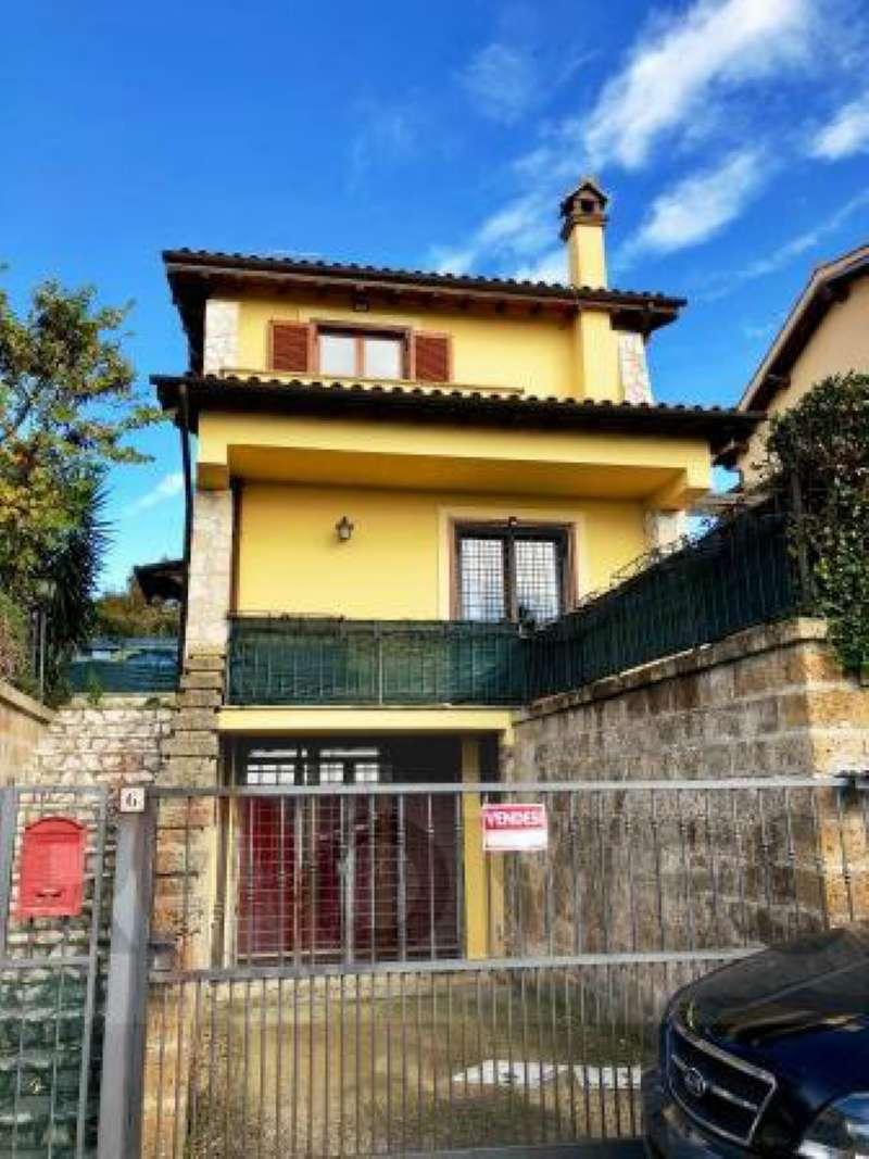 Foto 1 di Villa via Saturnali, frazione Colle Diana, Sutri