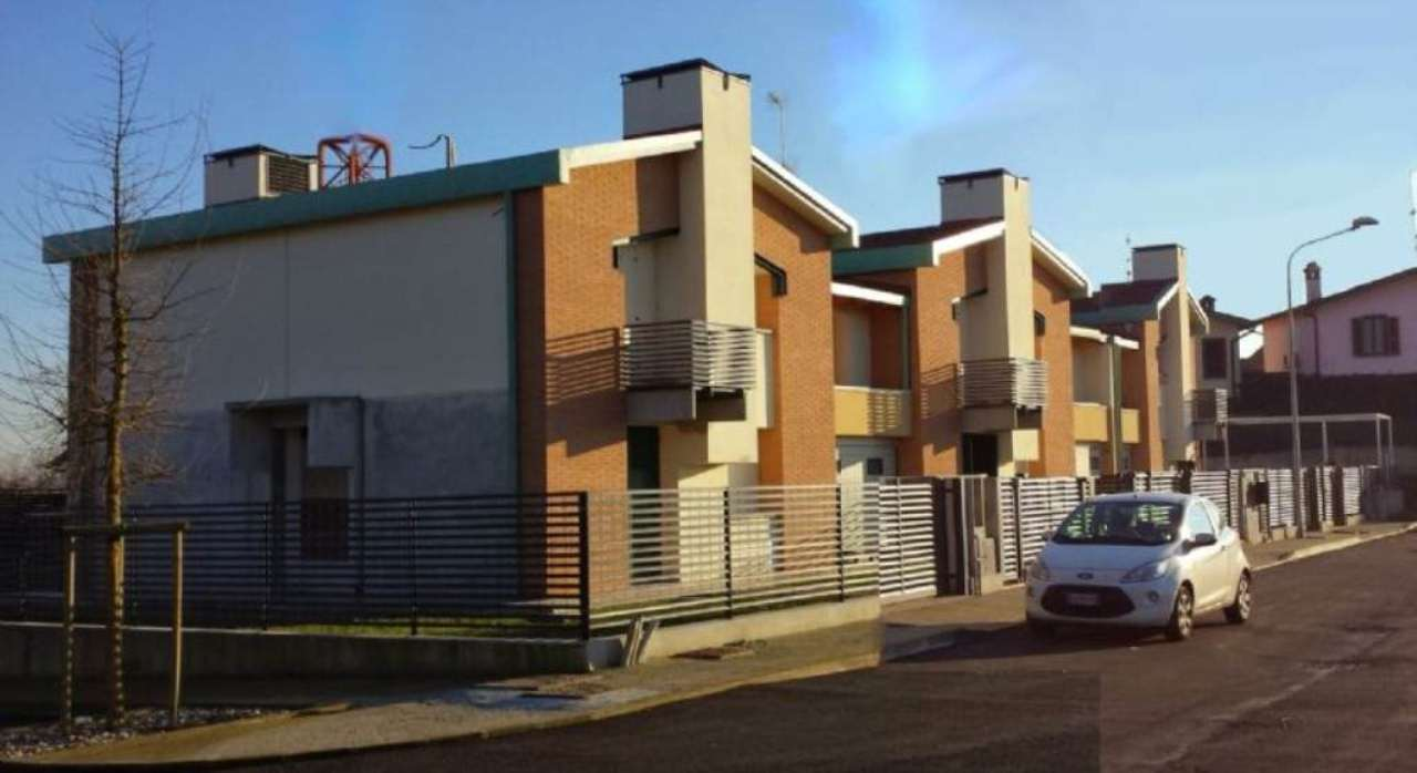 Borghetto Lodigiano Vendita VILLA A SCHIERA Immagine 2