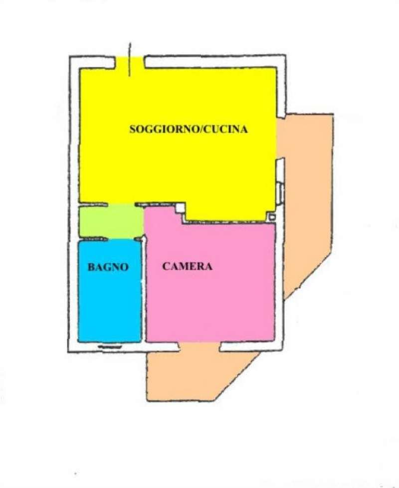 Vendita  bilocale Spino d Adda Via Monsignor Quaini 1 1008940