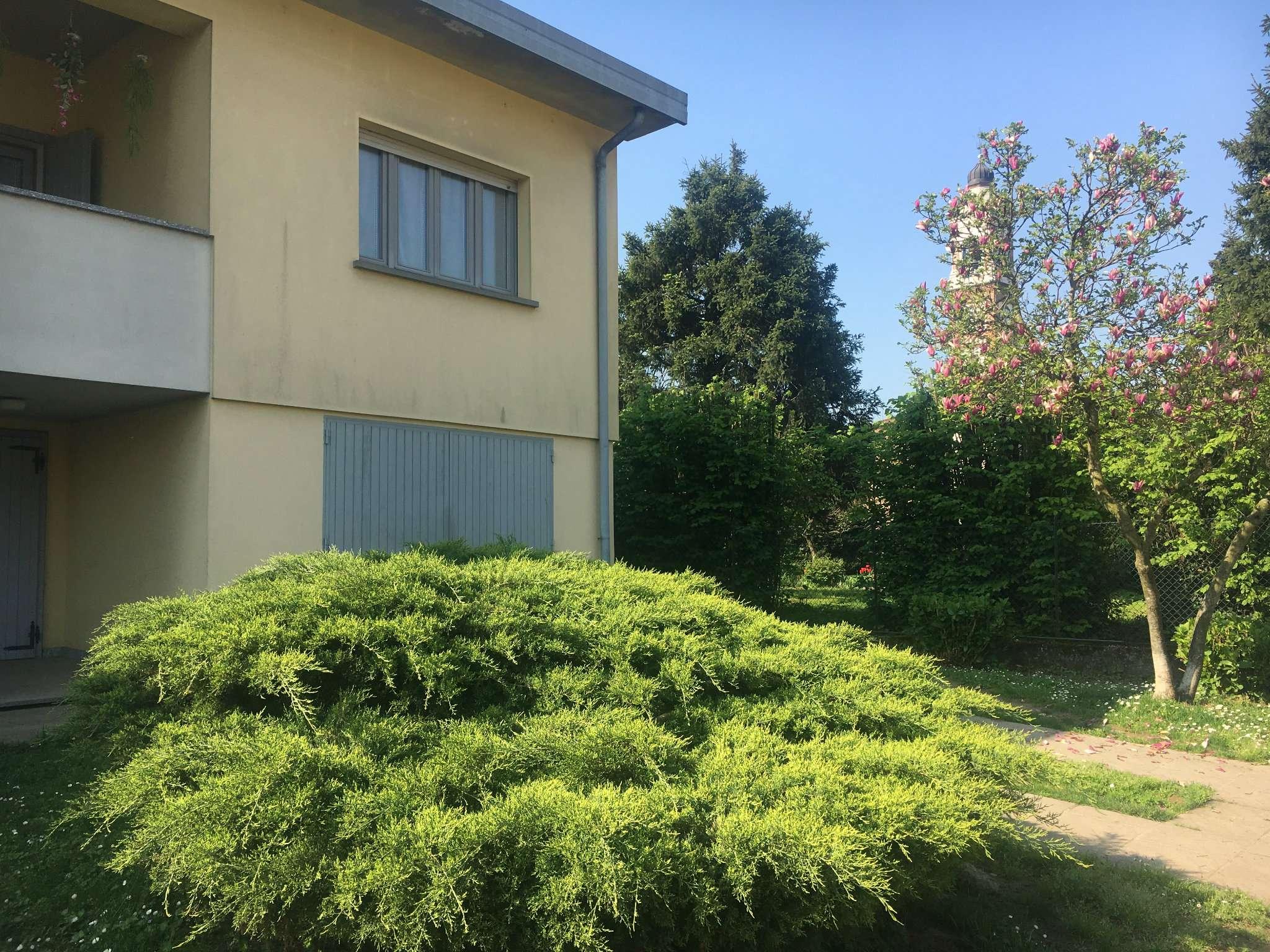 Villa trilocale in vendita a Chieve (CR)