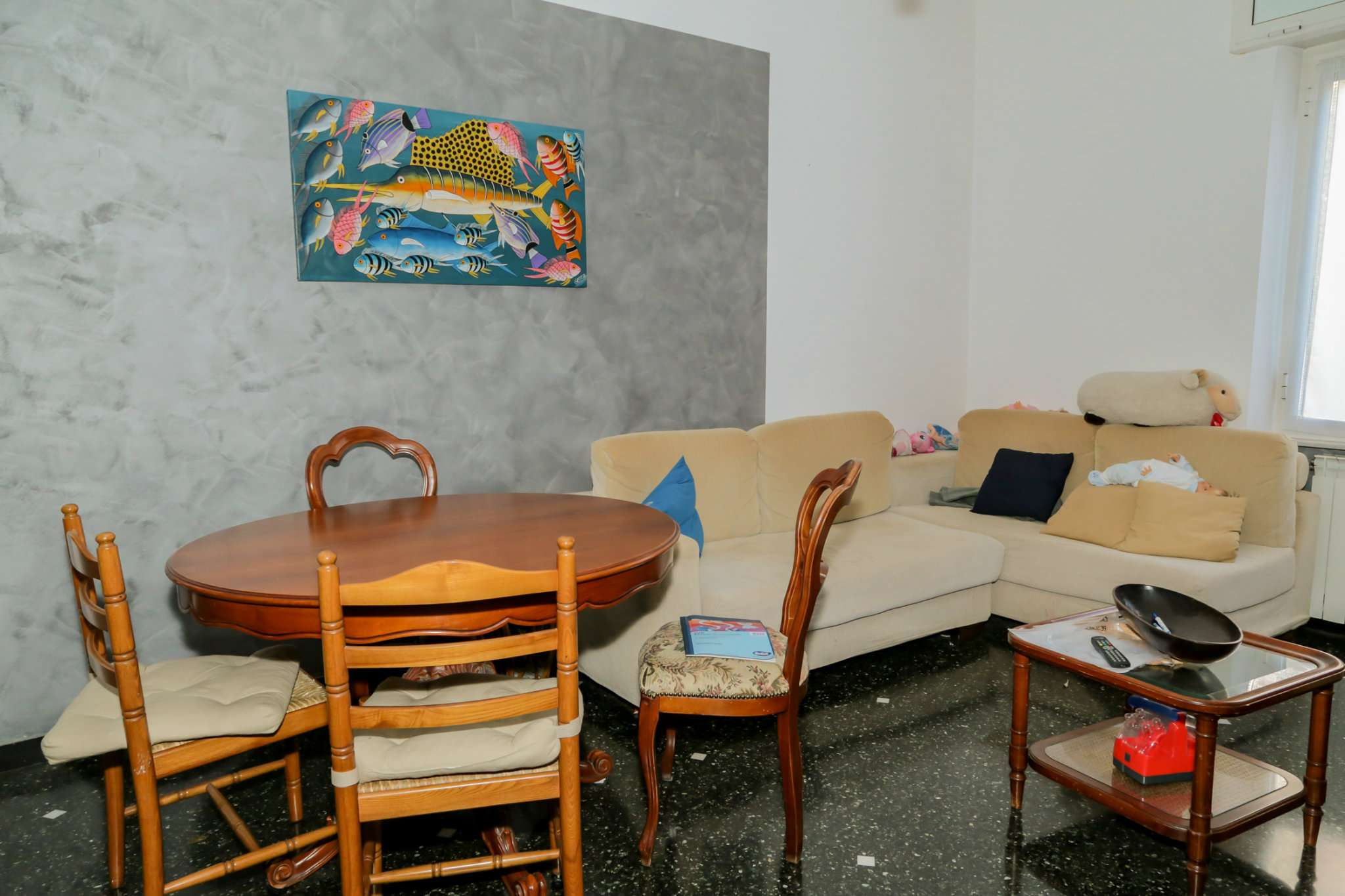 Bilocale Genova Via Sant'alberto 5