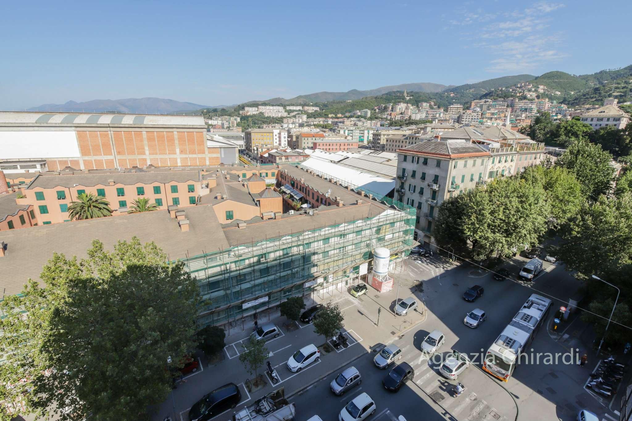 Foto 1 di Quadrilocale via Giacomo Soliman 6b, Genova (zona Sestri Ponente)