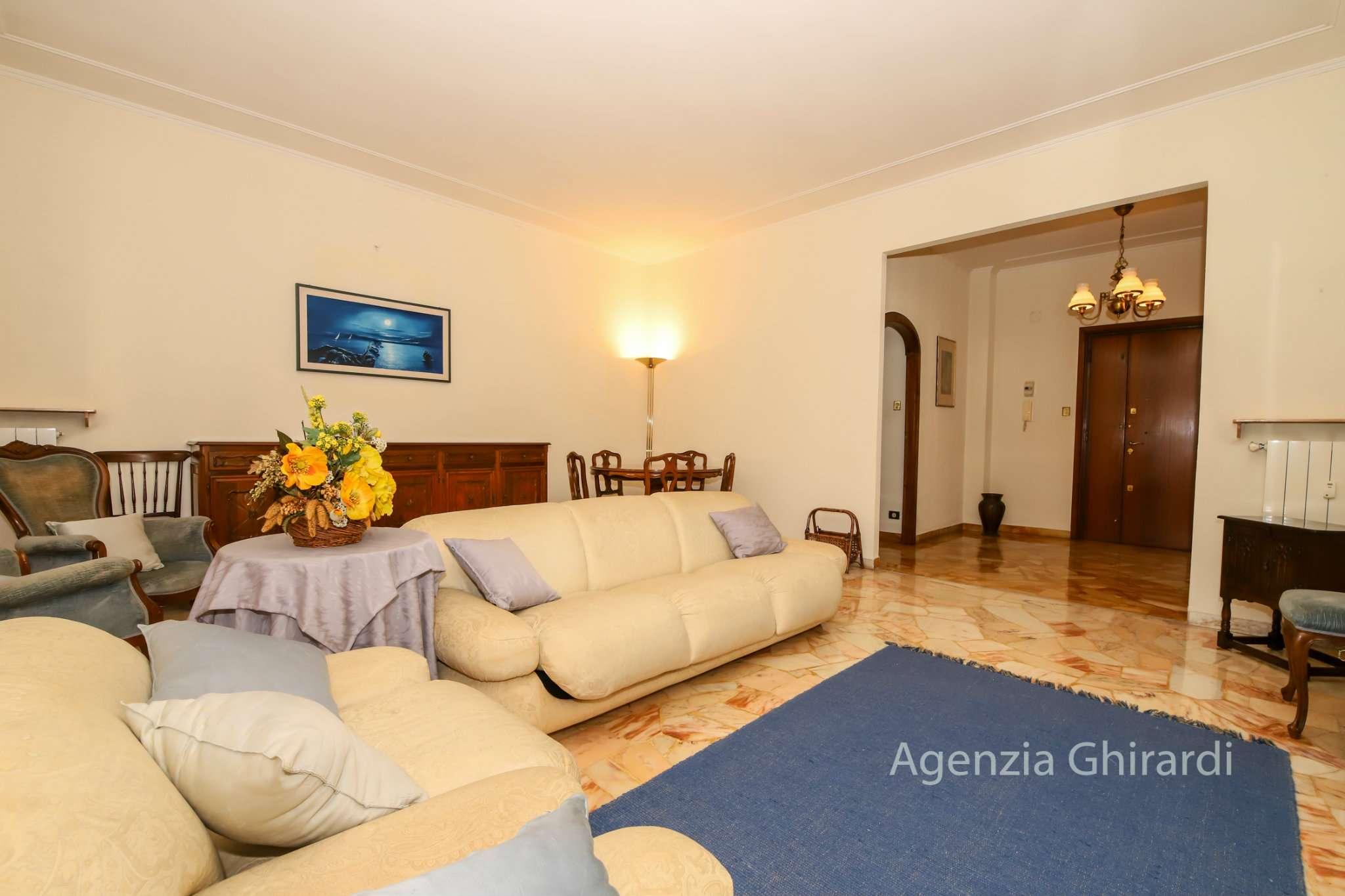 Foto 1 di Quadrilocale via Briscata 17, Genova (zona Sestri Ponente)