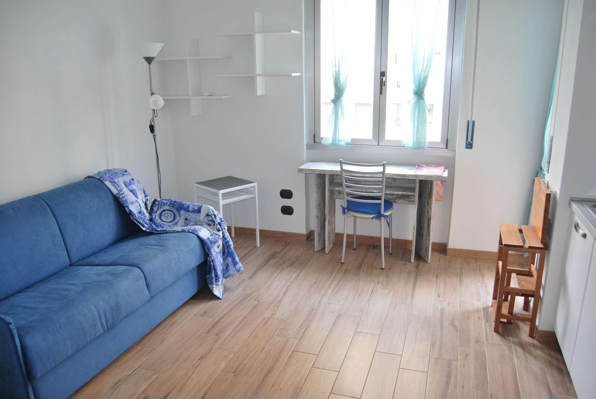 Appartamento in affitto a Milano, 1 locali, zona Zona: 11 . Barona, Giambellino, Lorenteggio, Famagosta, prezzo € 600 | CambioCasa.it