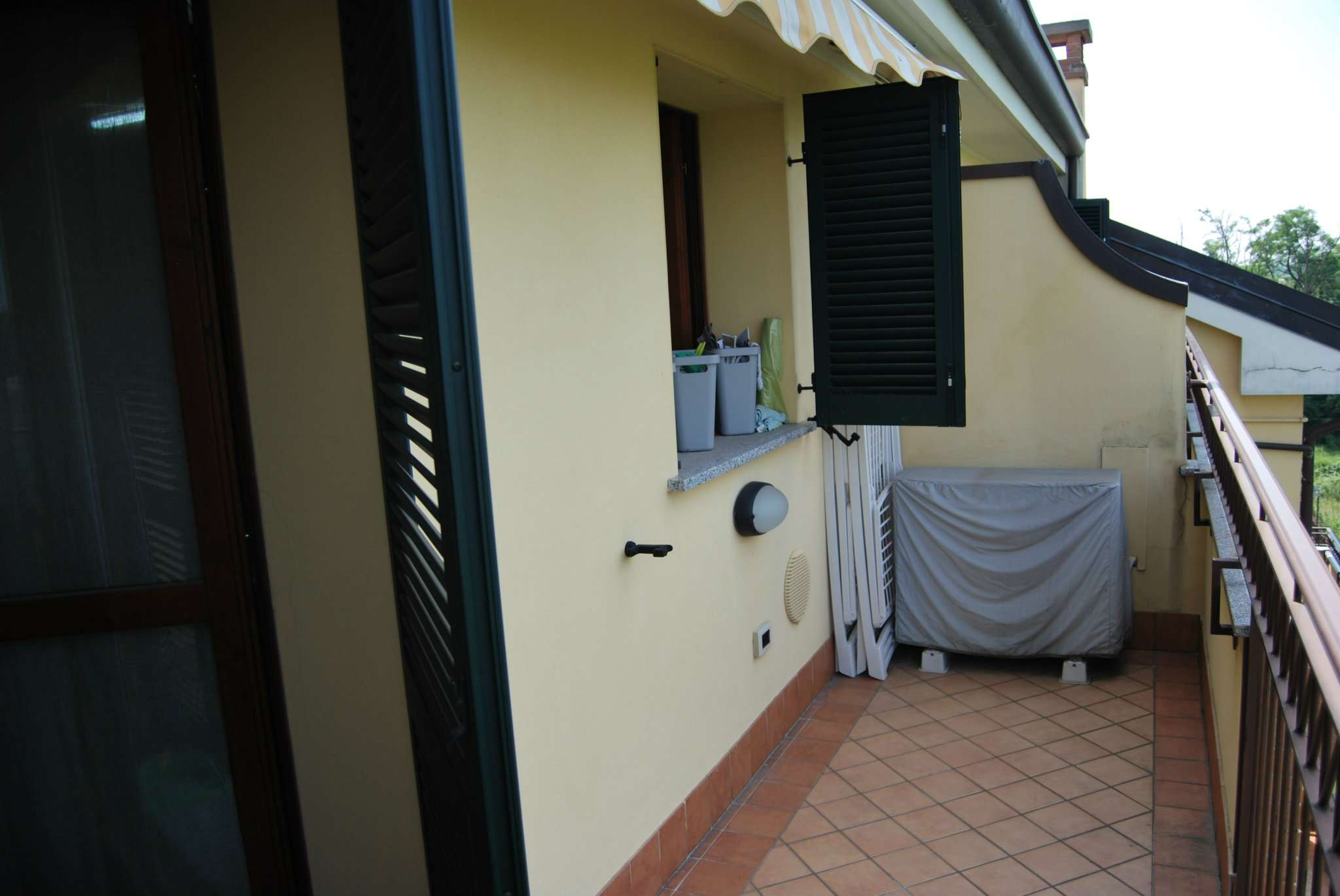 Bilocale Pregnana Milanese Via Trento 10