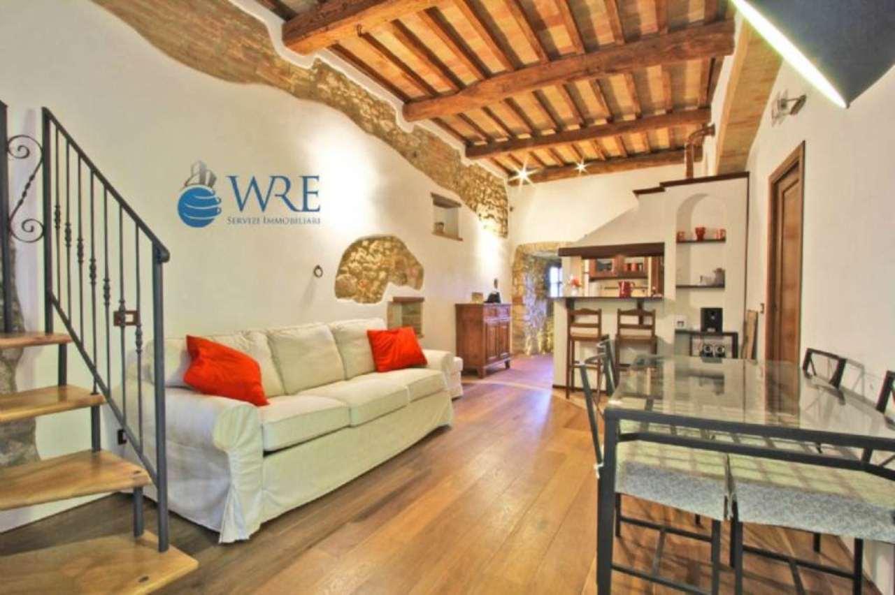 Appartamento in vendita a Magliano in Toscana, 2 locali, prezzo € 185.000 | Cambio Casa.it