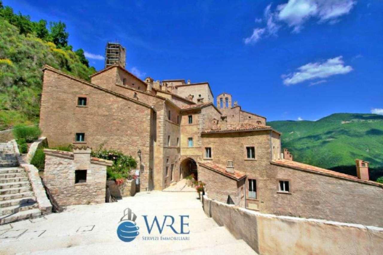 Bilocale Sellano Borgo Di Postignano 4