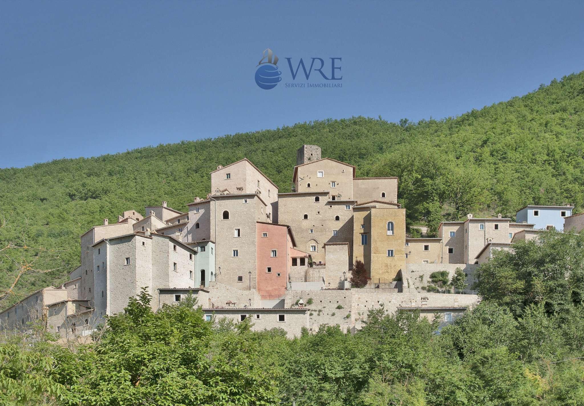 Bilocale Sellano Borgo Di Postignano 1