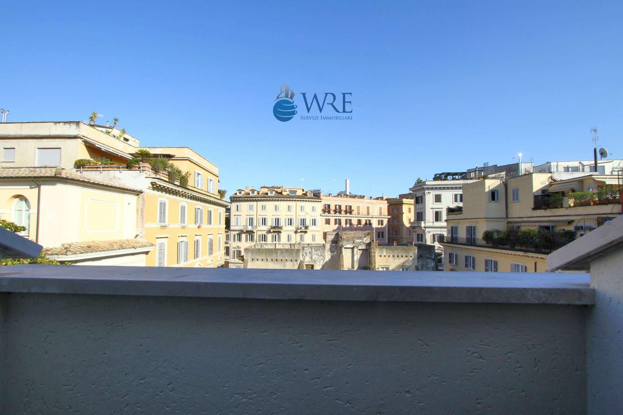 Attico / Mansarda in affitto a Roma, 2 locali, zona Zona: 1 . Centro storico, prezzo € 1.150   Cambio Casa.it