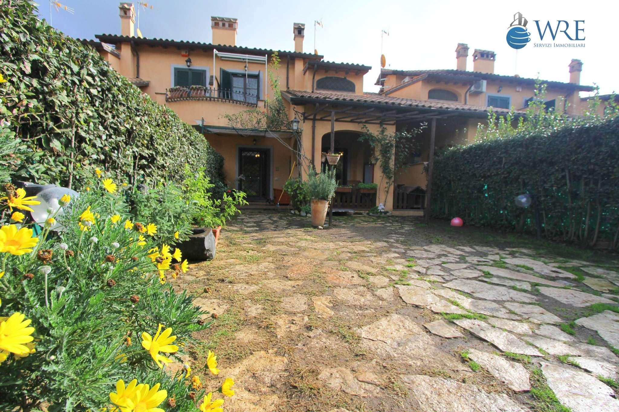 Villa a Schiera in vendita a Formello, 8 locali, prezzo € 365.000 | Cambio Casa.it