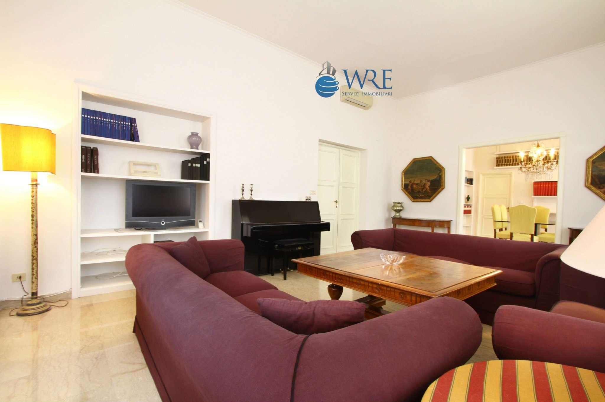 appartamento roma affitto 2300 euro zona 3 trieste 01