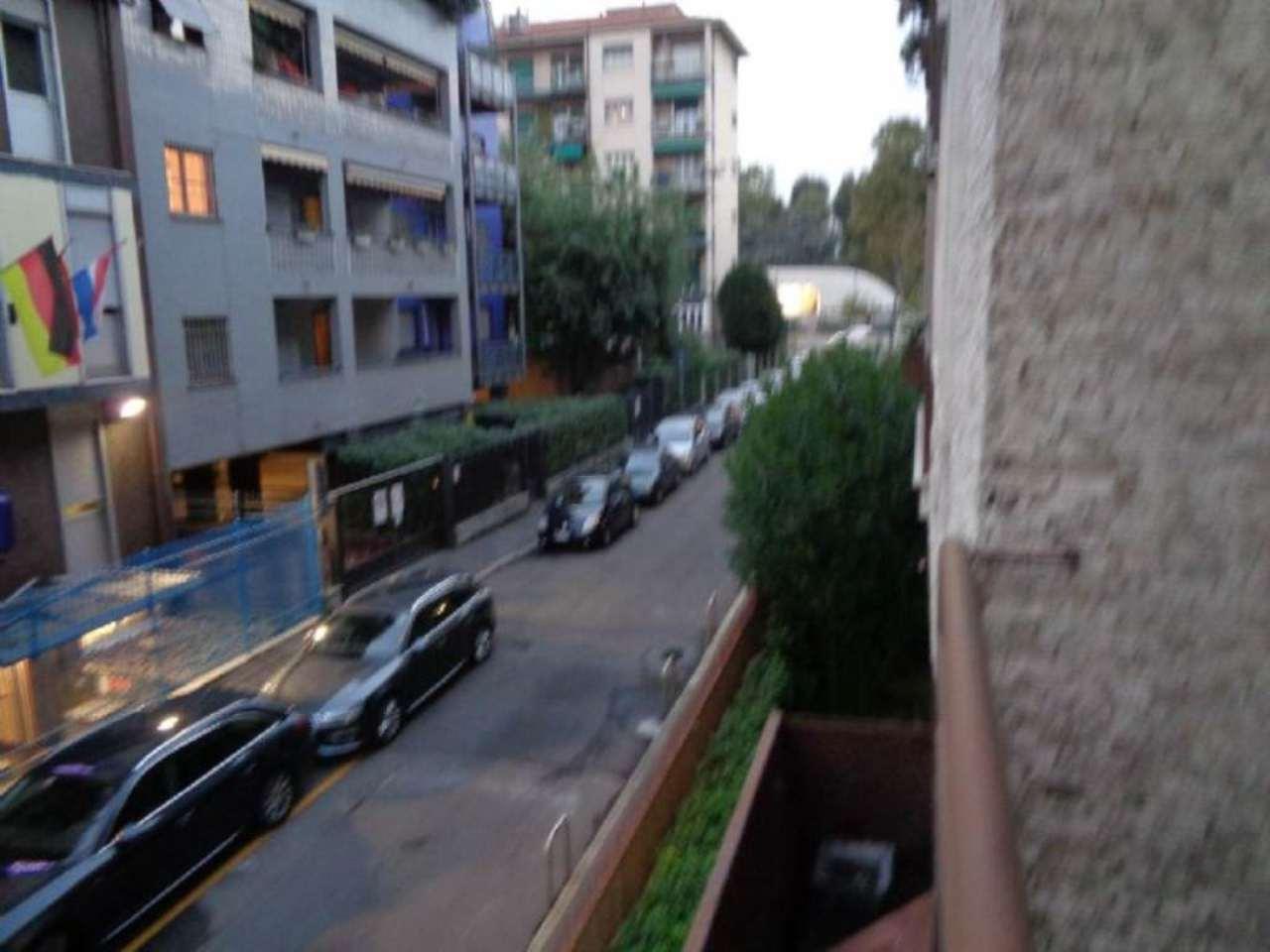 Bilocale Milano Via Riccardo Galli 10