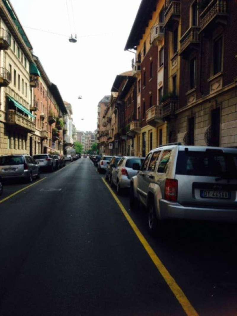 Bilocale Milano Via Carcano 4