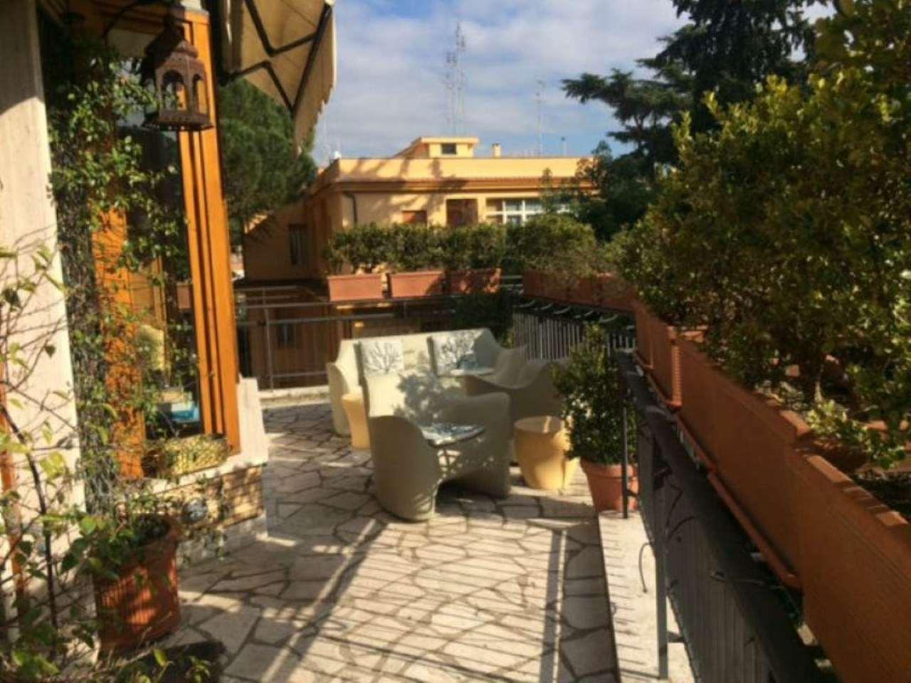 Attico in Vendita a Roma: 5 locali, 200 mq - Foto 1