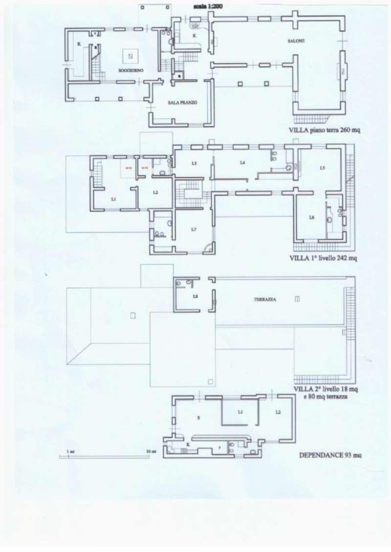Camera Da Letto Antica Vendesi A Roma : Villa di lusso in vendita a roma via cecilia metella