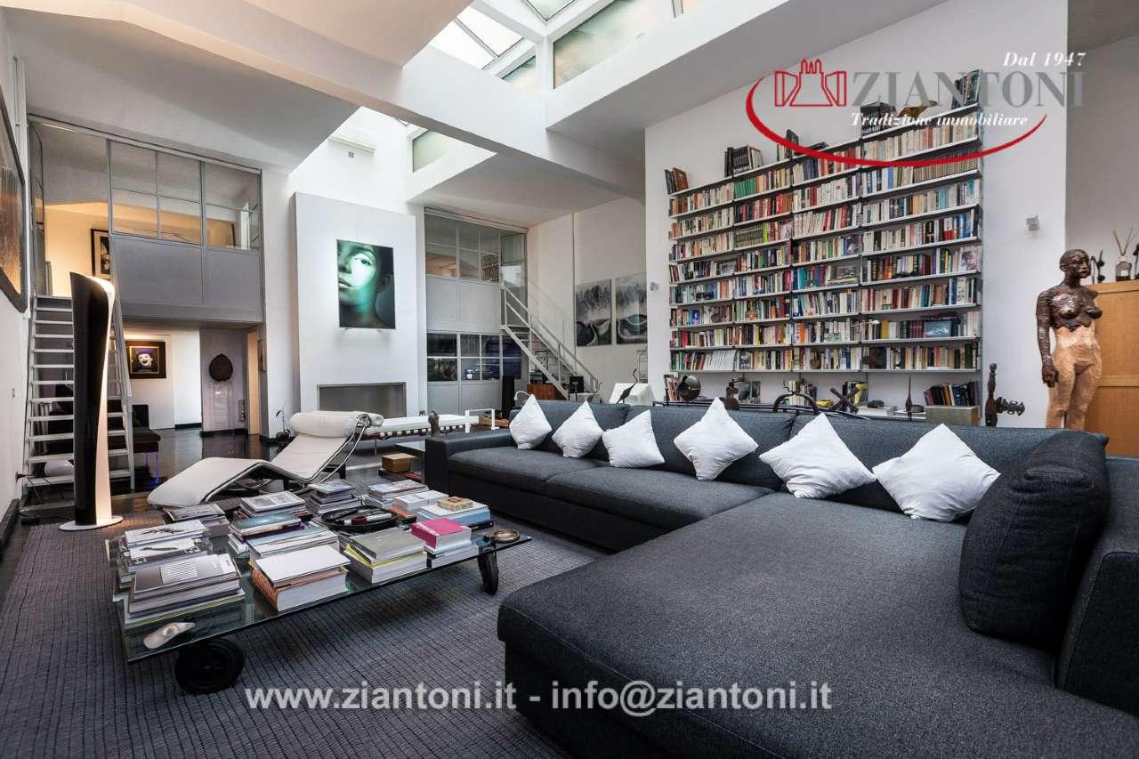 Loft open space in Vendita a Roma: 5 locali, 500 mq - Foto 1
