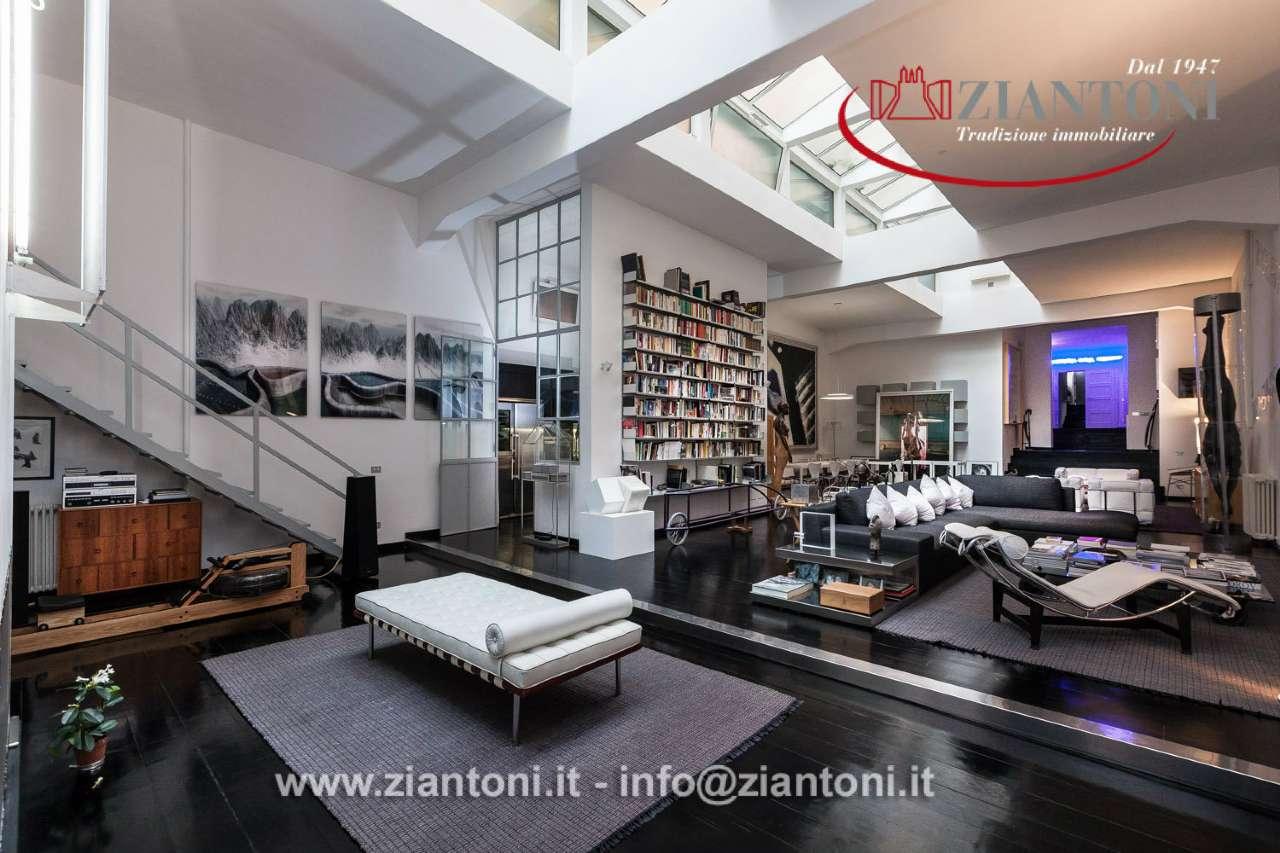 Loft open space in Vendita a Roma: 5 locali, 500 mq - Foto 2