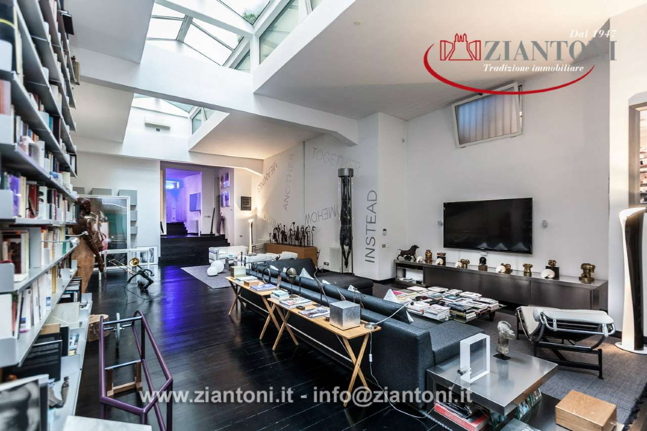 Loft open space in Vendita a Roma: 5 locali, 500 mq - Foto 8