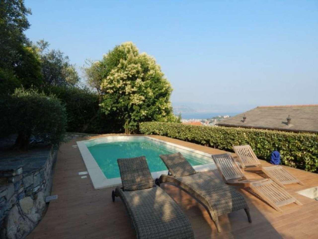 Villa in vendita a Santa Margherita Ligure, 10 locali, Trattative riservate | CambioCasa.it
