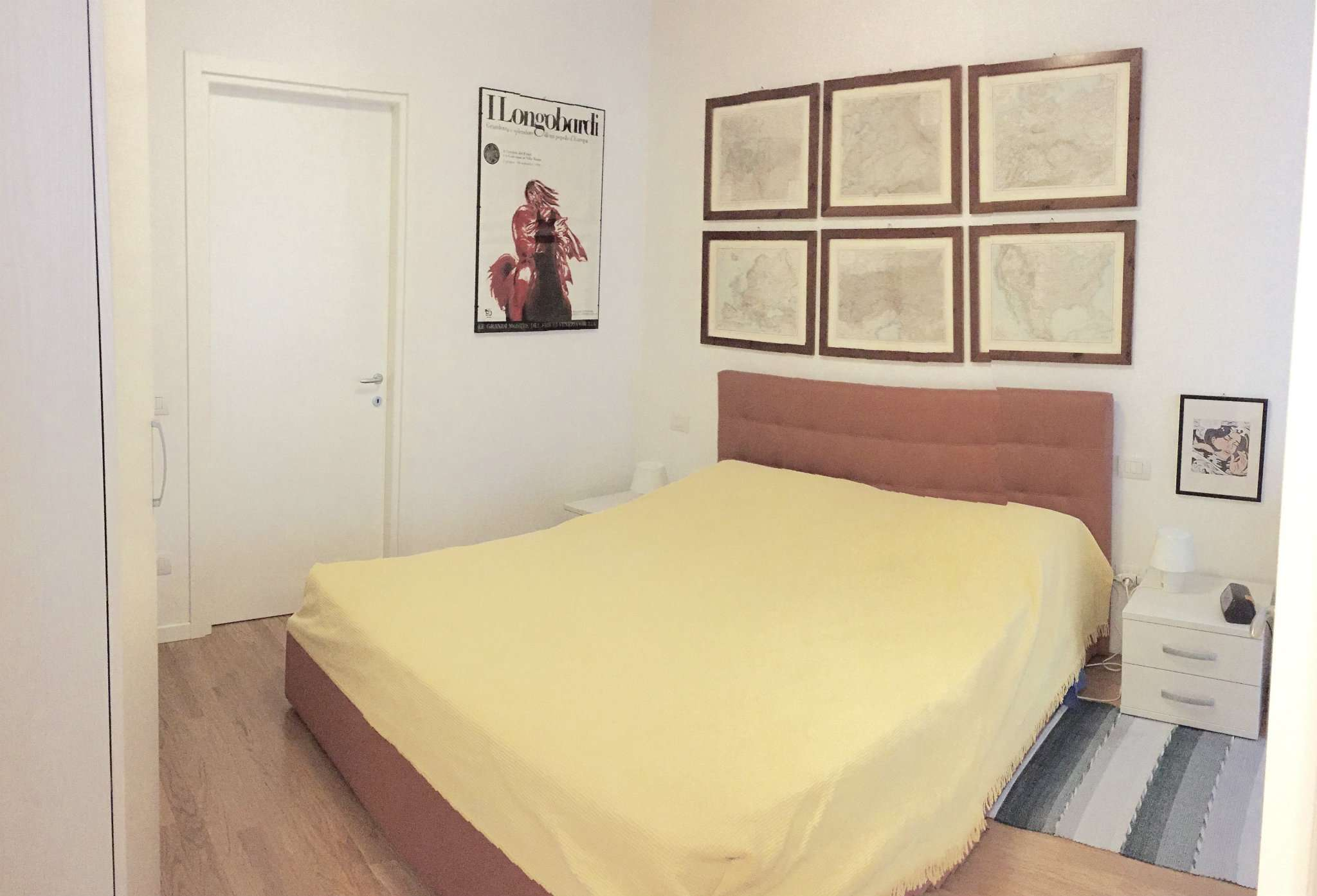 Bilocale Milano Via Abbadesse 6