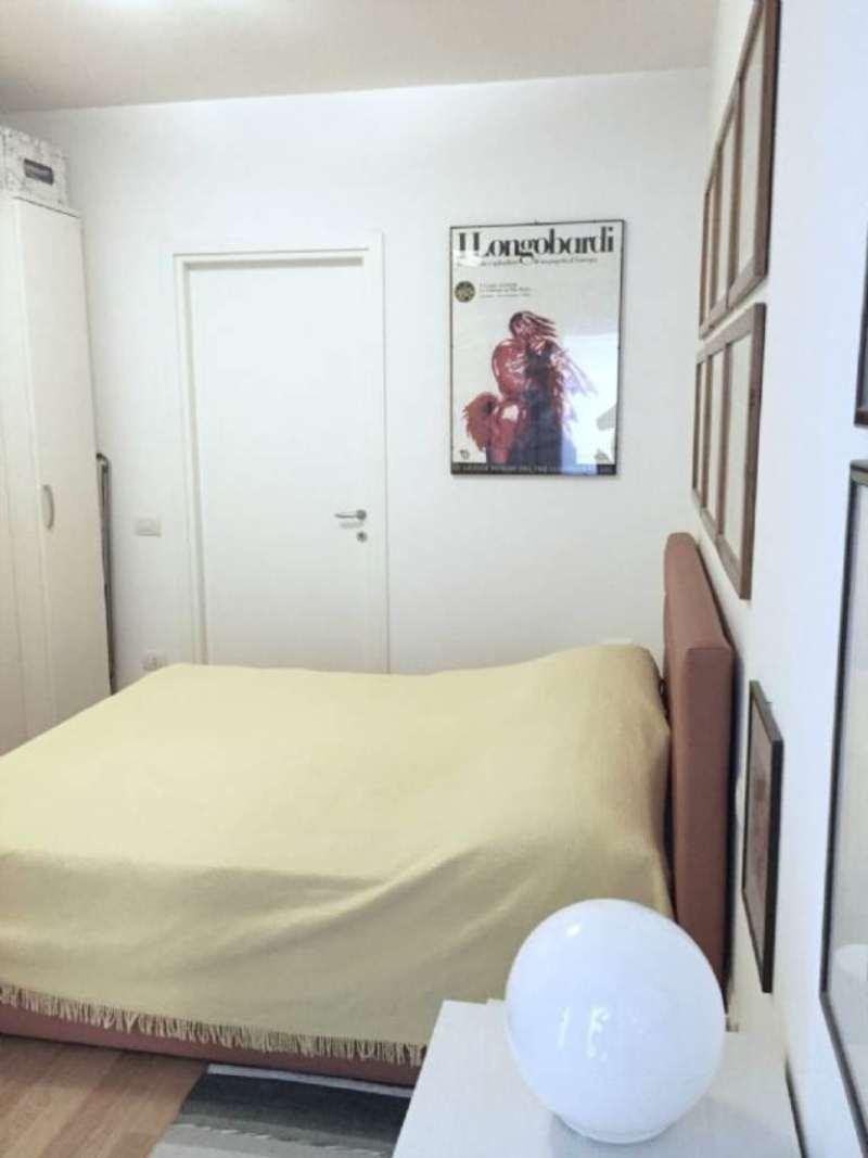 Bilocale Milano Via Abbadesse 7